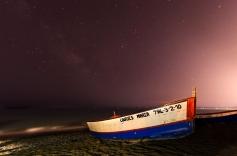 14 de Julio, Barca en Playa San Pedro de Alcantara