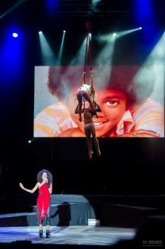 16 de Agosto,Marbella rinde homenaje a el Rey del Pop