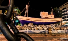 """18 de Mayo, Fuente La Traiña, Avenida del Mediterraneo, San Pedro de Alcantara, Marbella. """"Proyecto Noche 365"""""""
