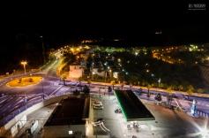 22 de Junio,Infraestructura Nocturna