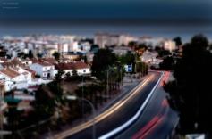 23 de Mayo,Carretera hacia Ojen,Proyecto Noche 365