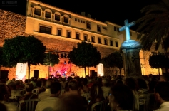 30 de Julio,Music in the Church´s Square