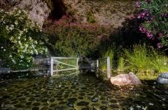 5 de Julio,Manantial del Rio Molinos en Istán (Malaga)