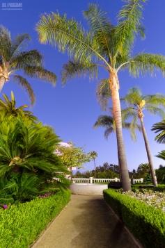 8 de Agosto,Otro de los preciosos jardines de Marbella