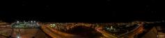 28 de Mayo,Panoramica desde el Parque de Bomberos de Marbella