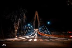 20 de Mayo,Puente Colgante,Proyecto Noche 365